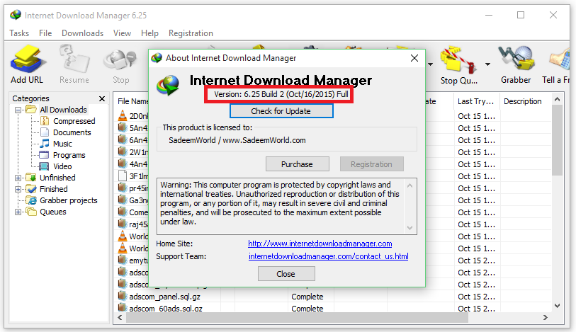 importance of program application updates bugs