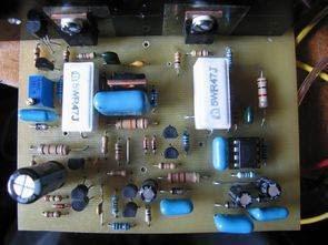 Mạch N-Channel Mosfet Anfi 65 Watt Mono