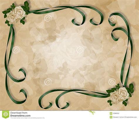 Blank Wedding Invitation Designs HD