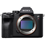 Sony a7R IV ILCE-7RM4 61 MP Mirrorless Ultra HD Digital Camera - 4K - Black - Body Only