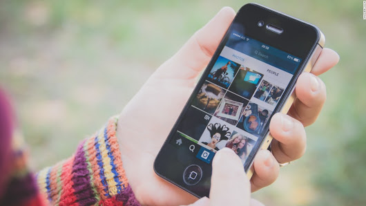 Instagram worst app for young people's mental health