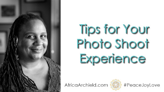 Tips for Your Photo Shoot Experience - Africa Archield