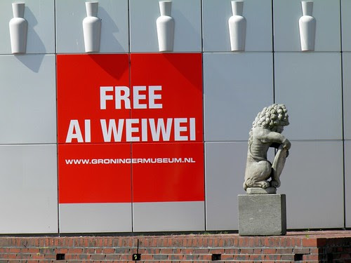 Free AI WEIWEI by Sicco2007