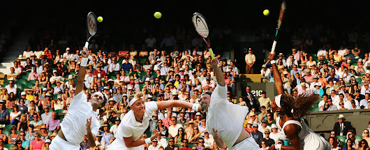 What makes the perfect Wimbledon serve?