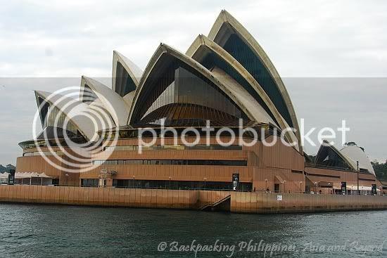 The Sails: Sydney Opera House