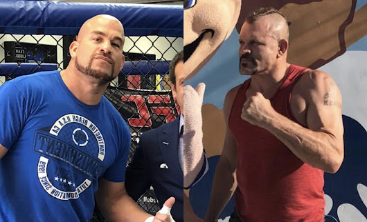 Chuck Liddell Versus Tito Ortiz 3 Slated Later This Year For Golden Boy Promotions
