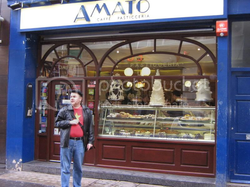 Amato cakeshop, Soho