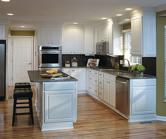 Thermofoil Kitchen Cabinets MasterBrand