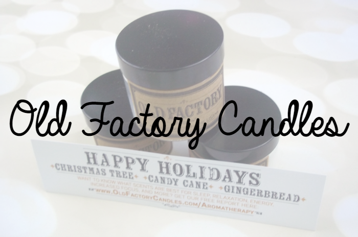 Old Factory Candles + Giveaway - Southeast by Midwest