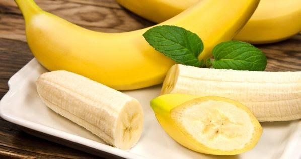 Banane für Herz und Blutdruck