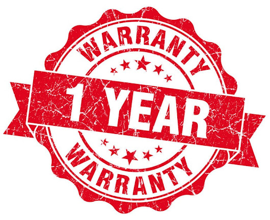 Pallet Rack Manufacturer's Warranties