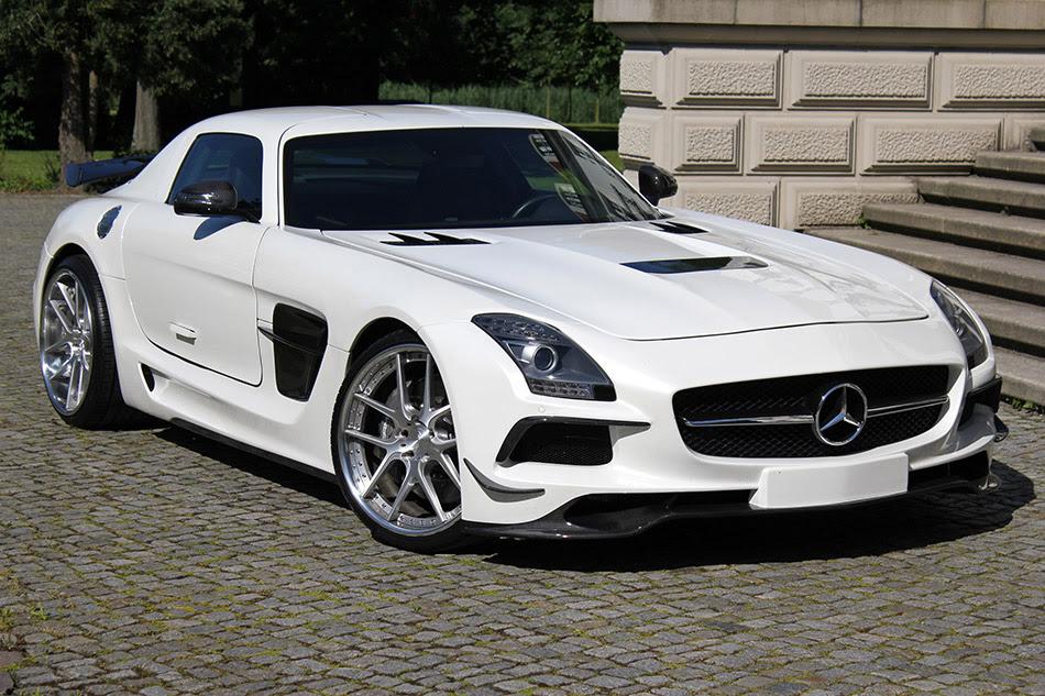 2014 SGA Mercedes-Benz SLS AMG Black Series Design - HD ...