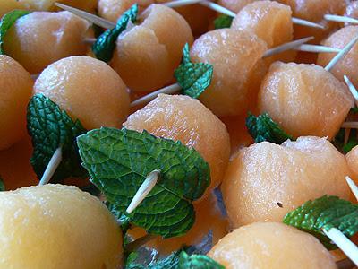 melon menthe