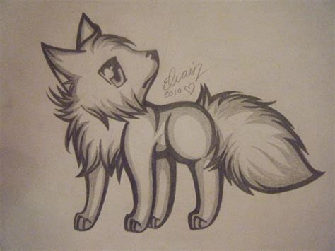 cool wolf drawings ideas  pinterest