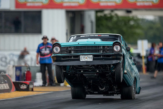 Wacky Wagons, Tough Trucks, and Gasser Freaks: Drag Week 2015 Has Plenty of Oddballs for Everyone