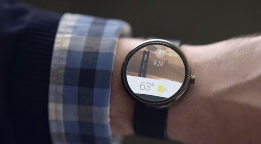 Google unveils its vision for smartwatches, launches Android Wear developer preview