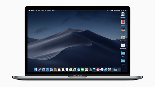 MacOS Mojave brings dark mode, better privacy, and more iOS ideas