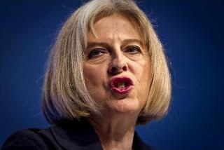 Theresa May's Marr Show Car Crash