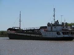 transport sand delta