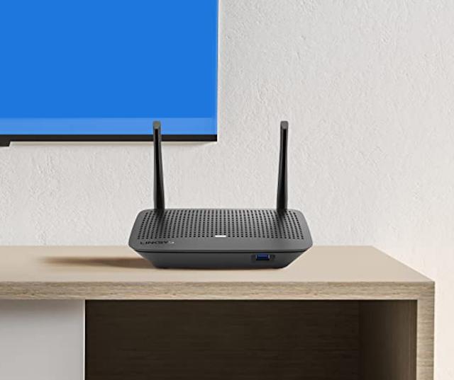 【最平 Mesh WiFi 路由器】Linksys MR6350 MAX-STREAM 網店特價  $788