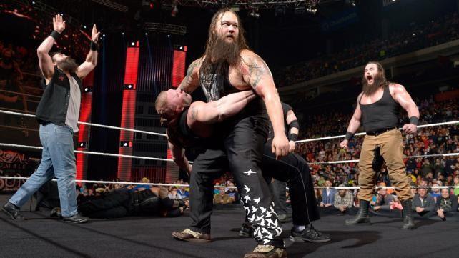 WWE: Resultados de Monday Night Raw 18 de enero de 2016