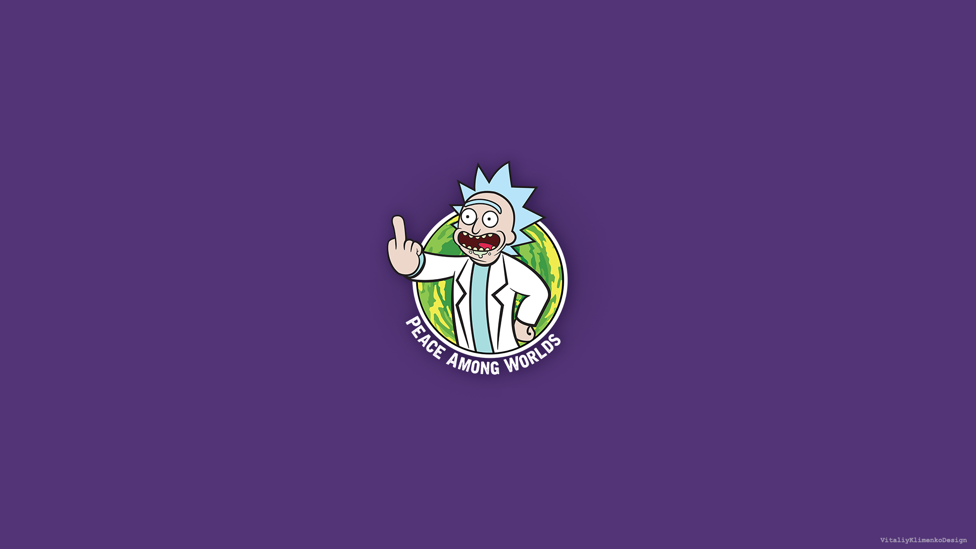 Peace Among Worlds Rickandmorty