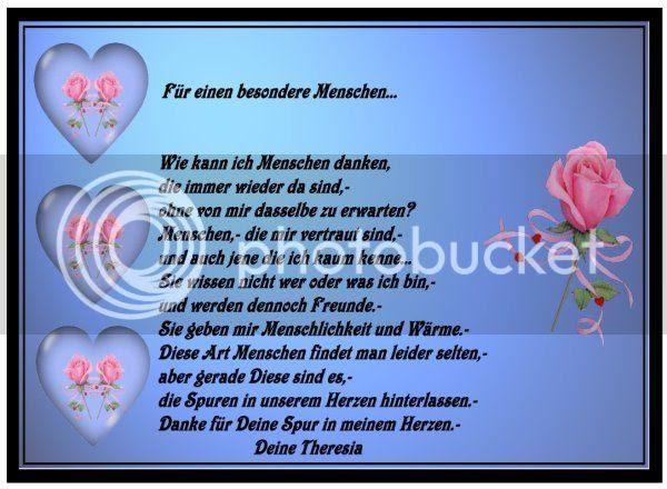 Zum Geburtstag Danke Sagen Dankesspr252che Liebe