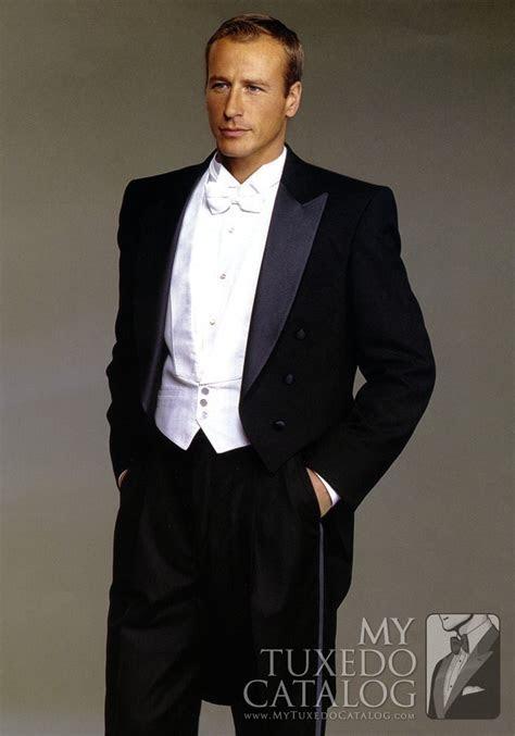 Black 'Milan' Tuxedo   Tuxedos & Suits   MyTuxedoCatalog.com
