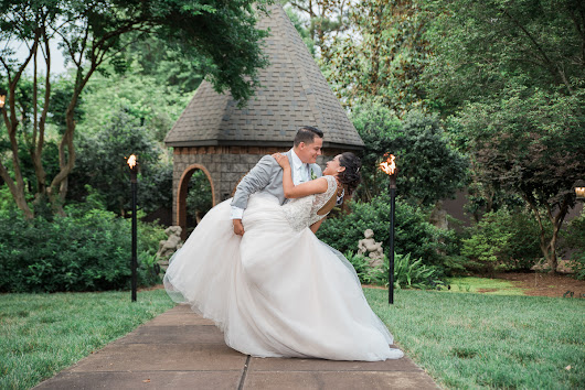 Barclay Villa Summer Wedding: Yanet and Miguel