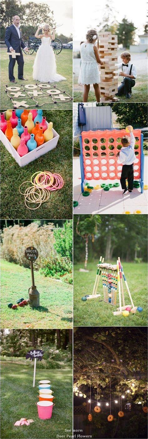 ideas  outdoor weddings  pinterest