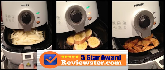 Here Are The Best Air Fryers of 2018 - Reviews & Ratings - Reviewster