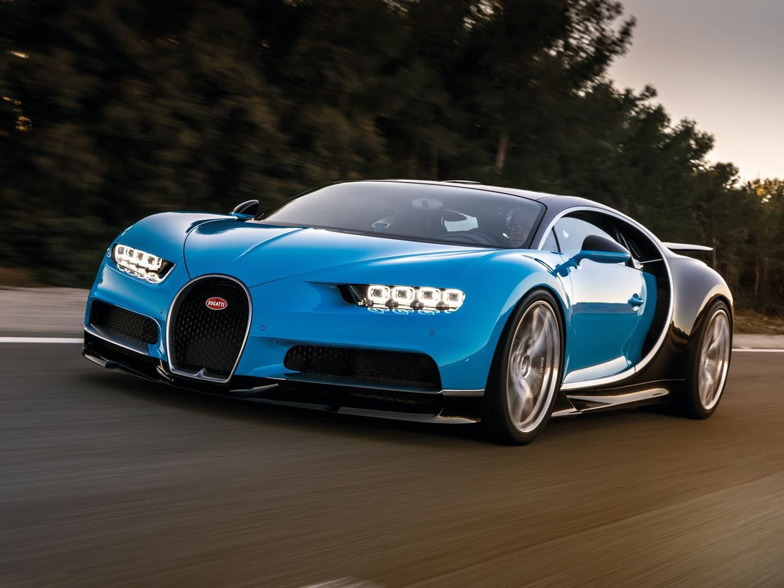 Unlike The Bugatti Veyron, Today's Hypercars Actually Make ...
