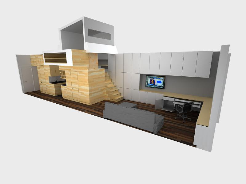 Home Design 500 Square Feet - HomeRiview