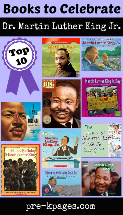 Picture Books About Dr. Martin Luther King Jr.