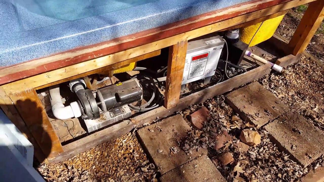 Baja Spa Pump Wiring Harnes