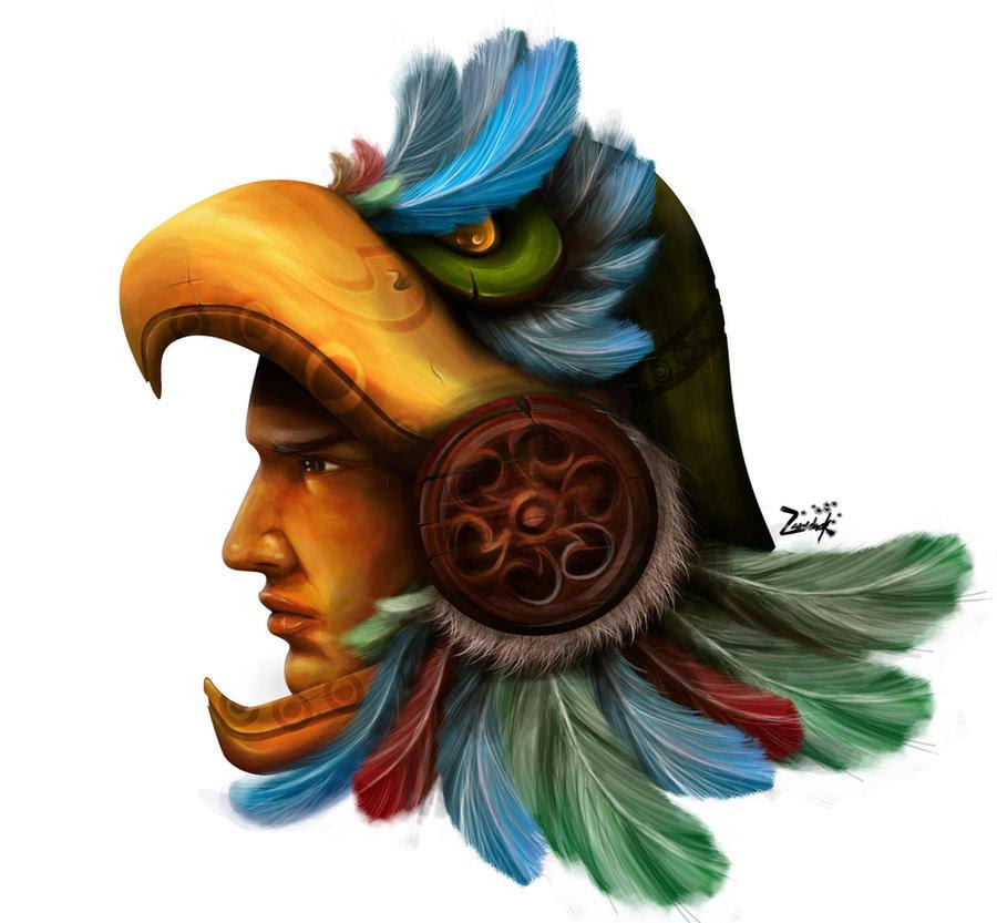 La Memoria Del Viento El Guerrero Azteca