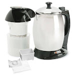 TriBest Soyabella Soymilk Maker with Lid & Tofu Kit SB132