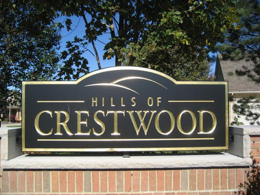 Hills of Crestwood, Northville Michigan | Hills of Crestwood Subdivision