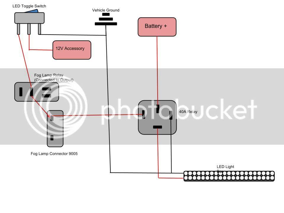 28 Light Bar Wiring Diagram
