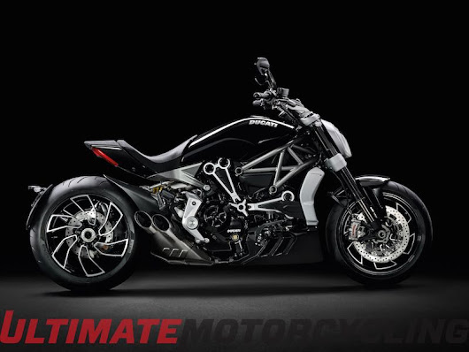 2016 Ducati XDiavel | Italian Cruiser with 156 Horsepower