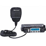 Midland MicroMobile MXT115 50-mile Two-way Radio - GMRS - 462.55-462.72 MHz - 10 NOAA Channels