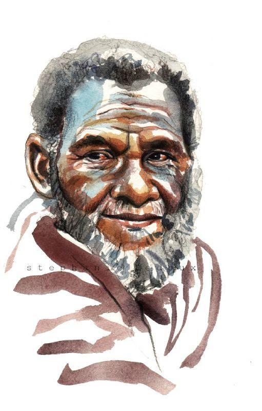 Vanuatu - Chief Kasso