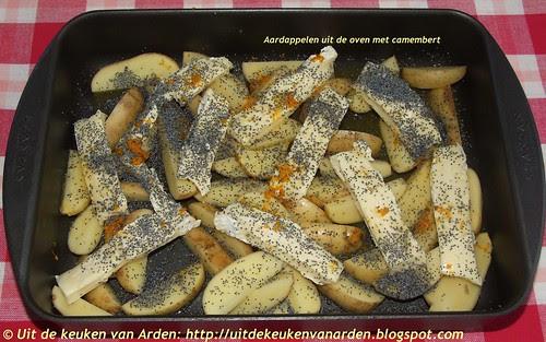 Aardappelen uit de oven1