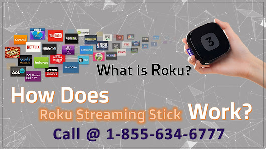 What is Roku? - Learn How Does Roku Streaming Stick Work