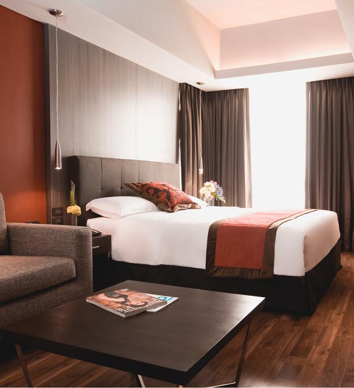 F1 Hotel Manila Superior Room