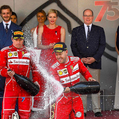 Formula 1® welcomes Champagne Carbon as Official Supplier - smartsippers