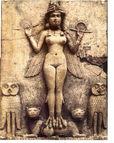 Sumerian: Inanna