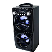 808 Canz Portable Speaker - Bluetooth - Blue - Google Express