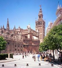 Sevilla Cathedral, Seville, Spain