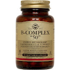 Solgar B-Complex 50, Vegetable Capsules